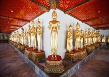 Buddhas tailandese Fotografia Stock