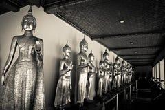 Buddhas Wat Pho, Бангкока, Таиланда стоковые изображения rf