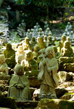 buddhasjapantempel Arkivbild