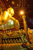 Buddhaskulptur Royaltyfri Fotografi