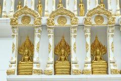 Buddhastaty Arkivbild