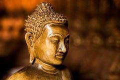 Buddhastaty i Cambodja Royaltyfria Bilder