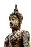 Buddhastaty i Thailand Arkivbilder
