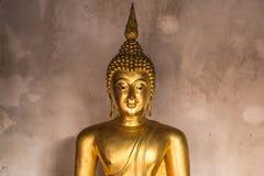 Buddhastaty i Thailand Royaltyfria Foton