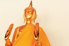 Buddhastaty i Wat Pho Royaltyfri Fotografi