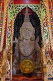 Buddhastaty i Wat Si Saket Fotografering för Bildbyråer