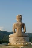Buddhastaty på den Tha tontemplet Royaltyfria Foton