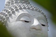 Buddhastaty på phuket Arkivbild
