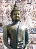 Buddhastaty på Wat Arun Royaltyfria Foton