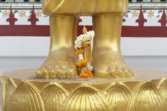Buddhastaty på Wat Arun Rajwararam Fotografering för Bildbyråer