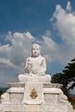 Buddhastaty, Thailand Arkivfoton