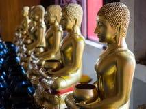 Buddhastaty, Thailand Royaltyfri Bild