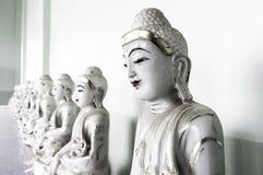 Buddhastatyer Fotografering för Bildbyråer