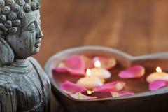 Buddhastilleben Arkivfoton