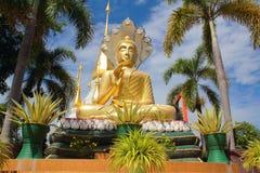 Buddhatempel Arkivbild