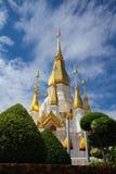 Buddhatempel, tempel Royaltyfri Fotografi
