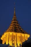Buddhatempel Wat Phra Buddha Royaltyfria Bilder