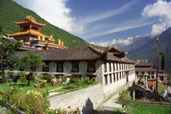 buddhism świątynia Fotografia Royalty Free