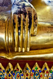 Buddhism. Buddha image, thai art in the temple royalty free stock photo