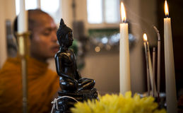 Buddhism Royalty Free Stock Photography