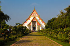 Buddhism chapel Royalty Free Stock Photography