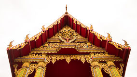 Buddhism church Royalty Free Stock Images