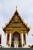 Buddhism church. In Thai temple Royalty Free Stock Images