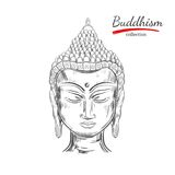 Buddhism collection. Spirituality Stock Image