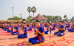 Buddhism culture Stock Images