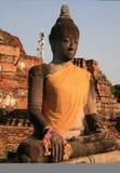 Buddhism de Budda en Tailandia Imagen de archivo libre de regalías