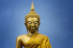 Gautama Buddha father of great Asian religion. Buddhism and dharma that encompasses a variety of traditions, beliefs and spiritual practices largely based on Stock Images