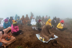 Buddhism extreme meditation Stock Photography