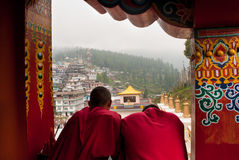 Buddhism in India Stock Photos
