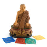 Buddhism monk Royalty Free Stock Image