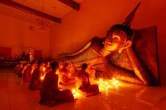Buddhism monk Royalty Free Stock Image