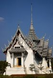 Buddhism Old temple in Thailand Royalty Free Stock Photos