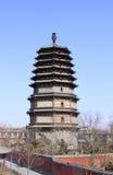 Buddhism pagoda Stock Image