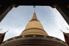 Buddhism pagoda Royalty Free Stock Photography
