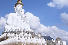 Buddhism. Symbols and Landmarks of Buddhism in Thailand Stock Images