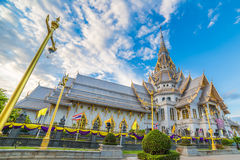 Buddhism temple Stock Image