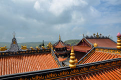 Buddhism temple Stock Photos