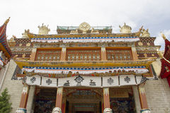 Buddhism temple Stock Photography