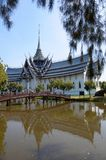 Buddhism temple in Thailand Stock Image