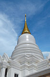 Buddhism temple. The buddhism temple in Thailand Royalty Free Stock Photo