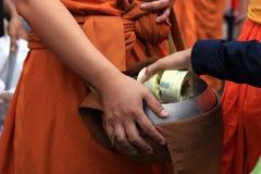 buddhism thailand Royaltyfri Bild