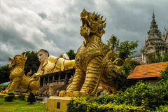 Buddhism. Of Thailand a beautiful Stock Photos