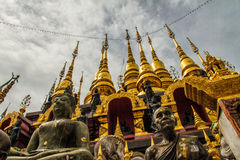 Buddhism. Of Thailand a beautiful Royalty Free Stock Photo