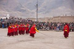 buddhism tibetan Obrazy Stock