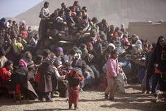 buddhism tibetan Fotografia Royalty Free