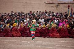 Buddhism tibetano Fotografia Stock Libera da Diritti